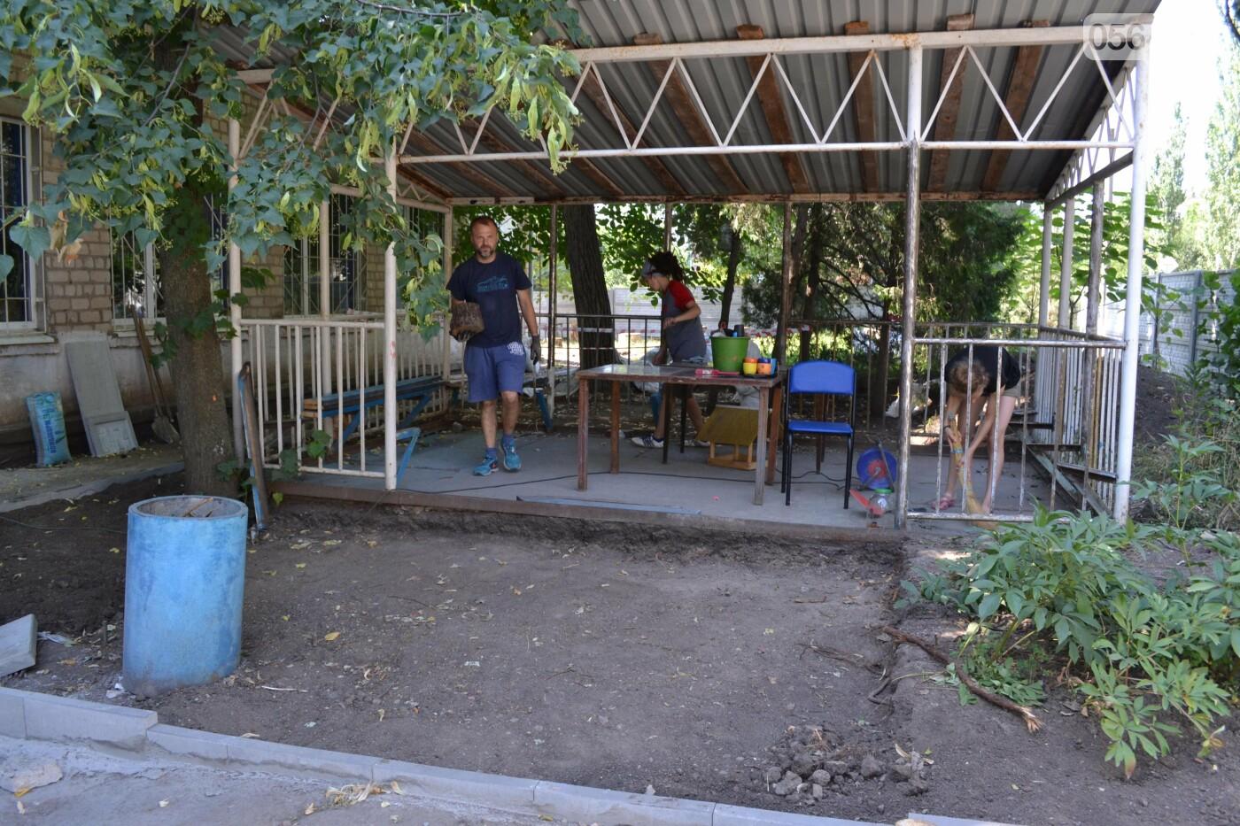 Криворожане продолжают трудиться над созданием уникального арт-пространства для детей и взрослых, - ФОТО, ВИДЕО, фото-32