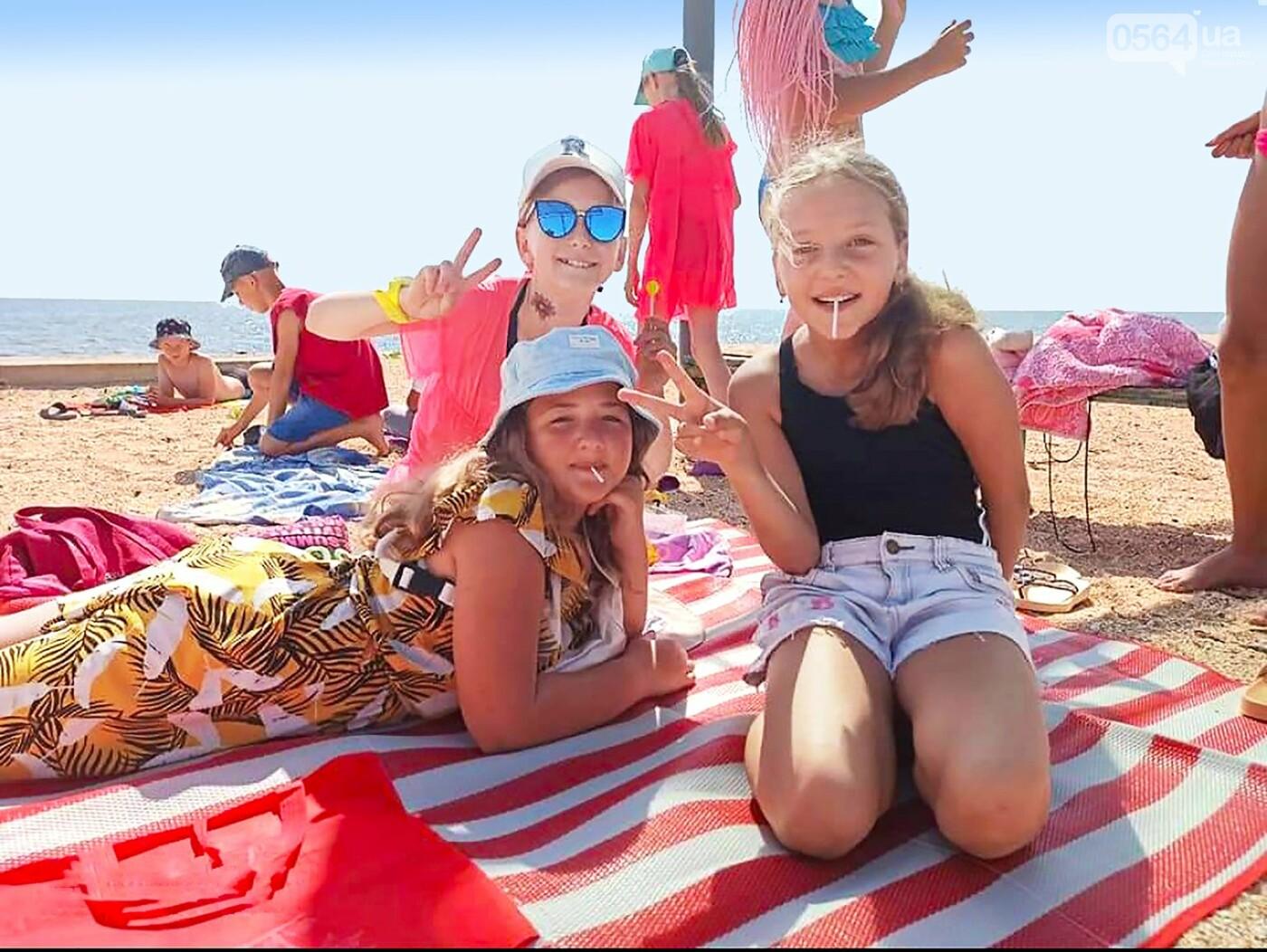 В дитячому таборі «Приморський» у розпалі оздоровчий сезон для дітей гірників та металургів підприємств Метінвесту, фото-4