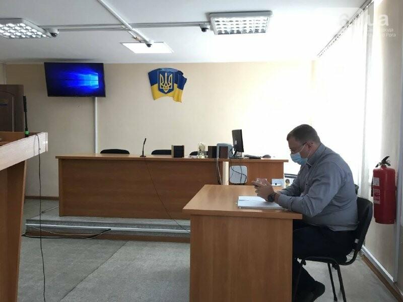 Криворожский активист в суде предложил почтить память погибших защитников Украины минутой молчания, - ФОТО, ВИДЕО , фото-3