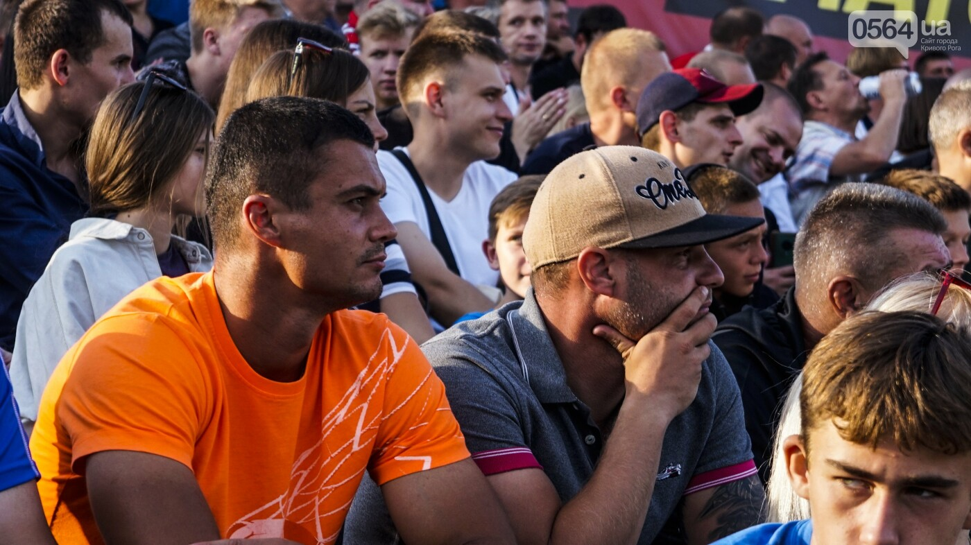 """""""Только Кривбасс и только победа!"""": сотни криворожан пришли поддержать любимую команду в матче против """"Ужгорода"""", - ФОТО, ВИДЕО , фото-92"""