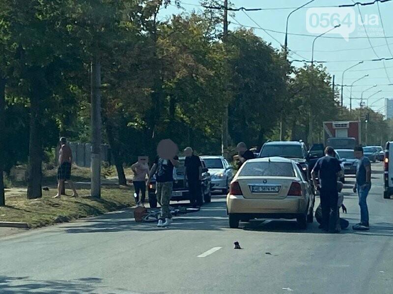 В Кривом Роге велосипедист угодил под колёса автомобиля, - ФОТО, фото-5