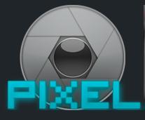Логотип - Фото-Пиксель - ультрафиолетовая печать, лазерная резка, гравировка, изготовление 3D пазлов