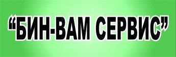 Логотип - Бин-Вам Cервис