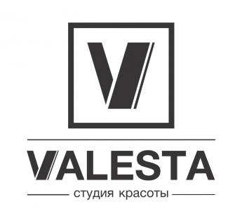 Логотип - Студия красоты Valesta