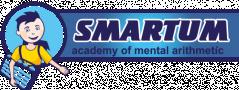 Логотип -  SMARTUM - Смартум Ментальная Арифметика Японские Счеты, Центр Развития Интеллекта взрослых и детей