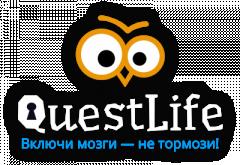 Логотип - Quest Life - лучшие квест-комнаты