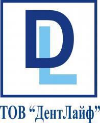 Логотип - Стоматология Дент Лайф, Мед Лайф Плюс, сеть стоматологических клиник