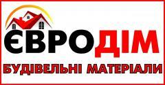 Логотип - База стройматериалов Евродом