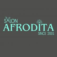 Логотип - Афродита - салон красоты