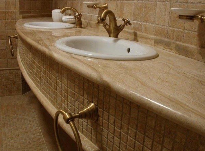 Столешницы, подоконники, ванные комнаты, фото-5