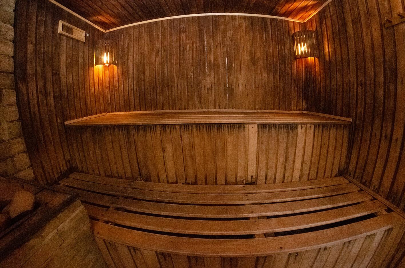 Баня на дровах с бассейном , фото-3