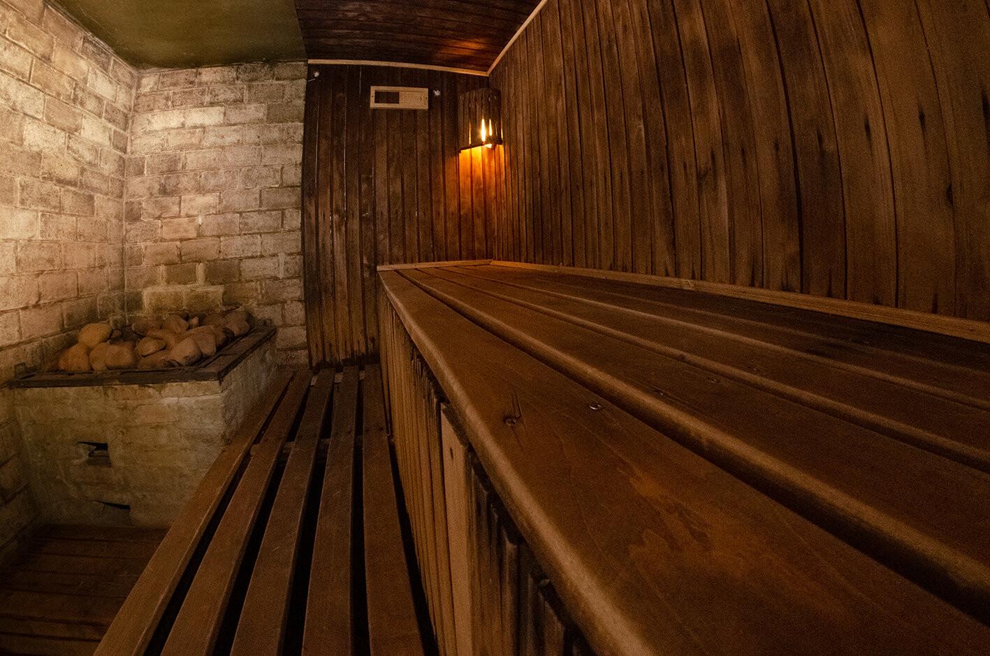 Баня на дровах с бассейном , фото-5