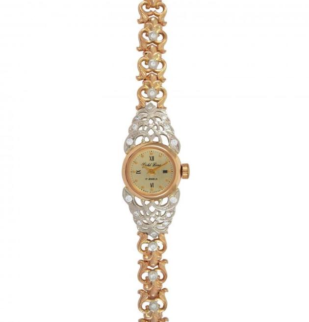 золотые часы купить в Кривом Роге, часы золотые подарок купить Кривой Рог