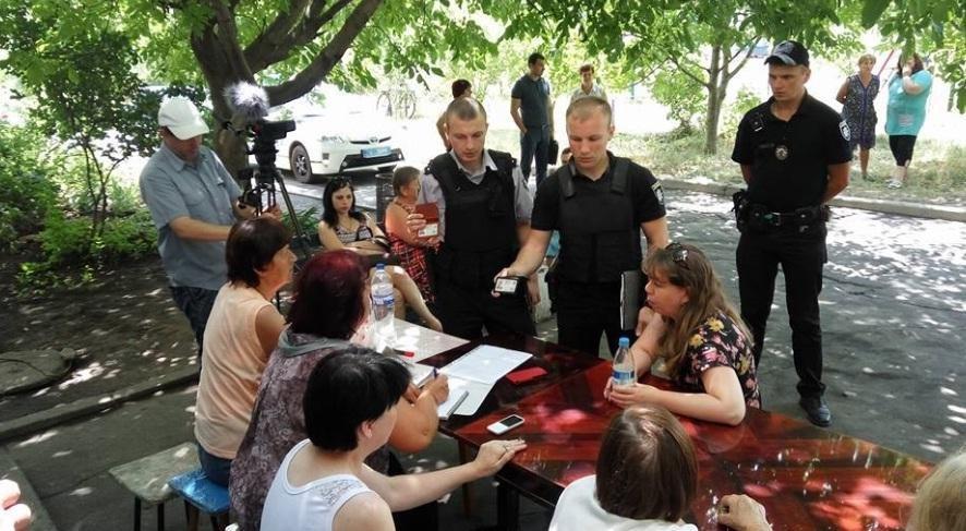"В Кривом Роге в ""войне за газ"" люди объявили голодовку (ФОТО, ВИДЕО), фото-4"