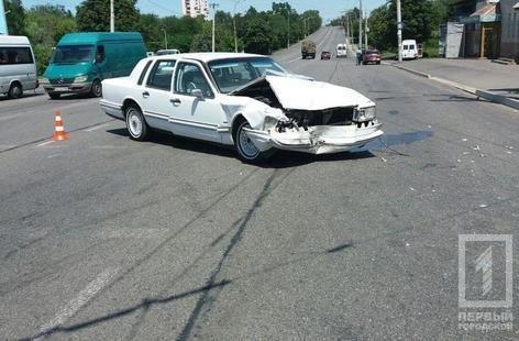 """В Кривом Роге в результате столкновения  """"Lincoln"""" и """"Opel"""" пострадали 5  человек (ФОТО), фото-5"""
