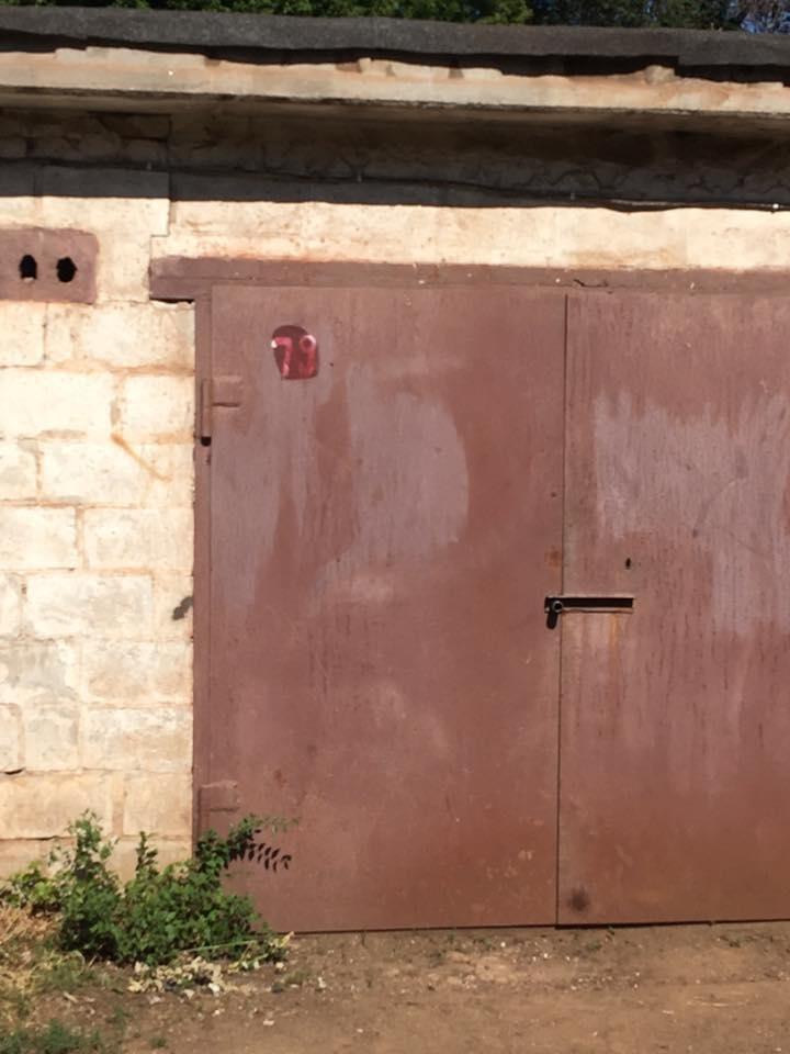 Криворожский депутат выявил в гаражах пункт приема металла (ФОТО), фото-1