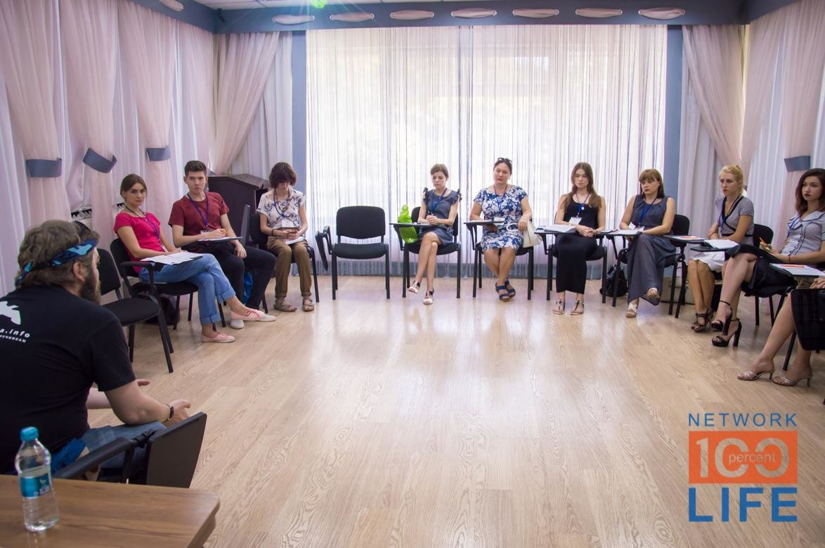 Криворожских журналистов обучали писать о внутренне перемещенных лицах  (ФОТО), фото-4