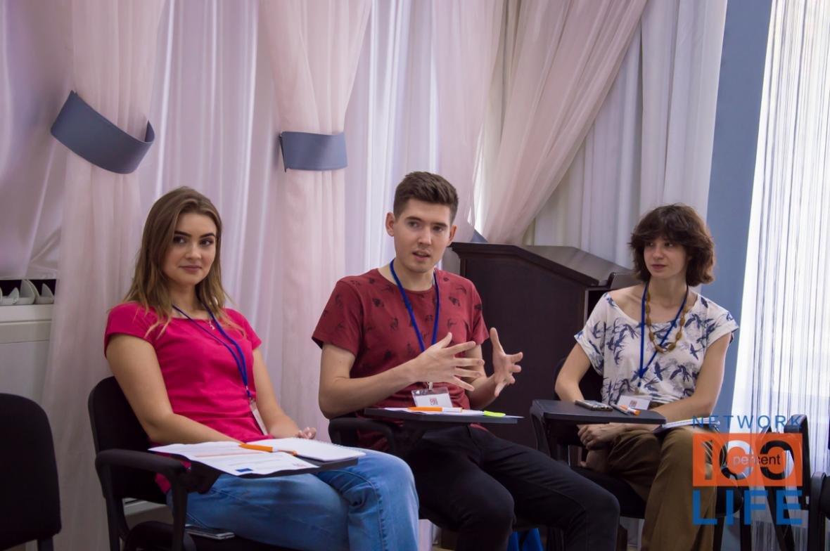 Криворожских журналистов обучали писать о внутренне перемещенных лицах  (ФОТО), фото-3