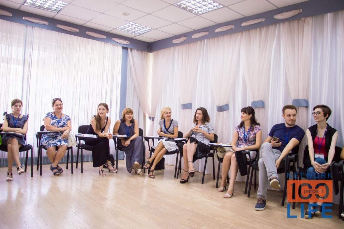 Криворожских журналистов обучали писать о внутренне перемещенных лицах  (ФОТО), фото-6