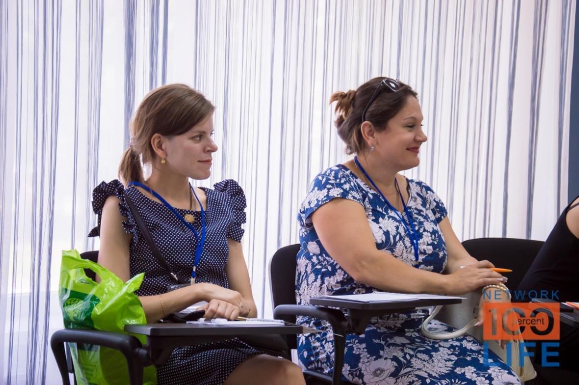 Криворожских журналистов обучали писать о внутренне перемещенных лицах  (ФОТО), фото-8