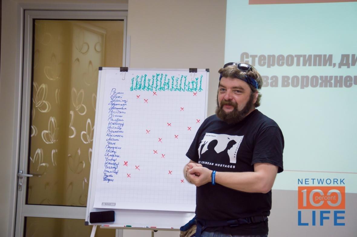 Криворожских журналистов обучали писать о внутренне перемещенных лицах  (ФОТО), фото-1