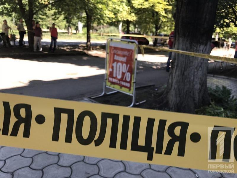 В Кривом Роге вооруженные бандиты ограбили ювелирный магазин на 2,5 миллиона (ФОТО), фото-1