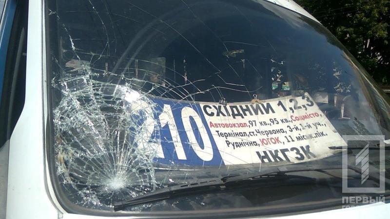 На Соцгороде маршрутка на пешеходном переходе  сбила женщину (ФОТО), фото-2