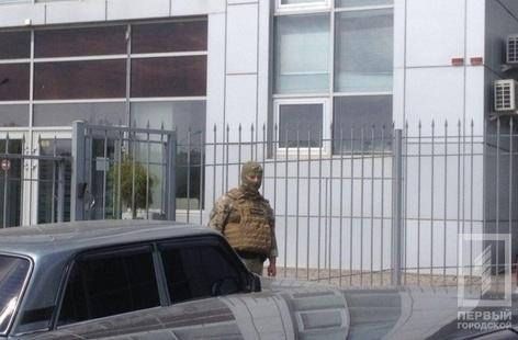 """Обыски в Кривом Роге: вооруженные люди обыскивают офис """"Криворожгаза"""" и """"Метинвеста"""" (ФОТО), фото-1"""