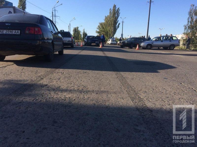 В тройном ДТП пострадала беременная криворожанка (ФОТО), фото-3