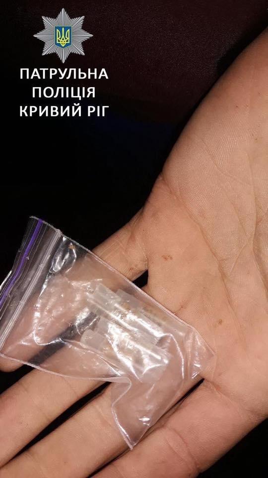 Полицейские изъяли у криворожанина метамфетамин (ФОТО), фото-1