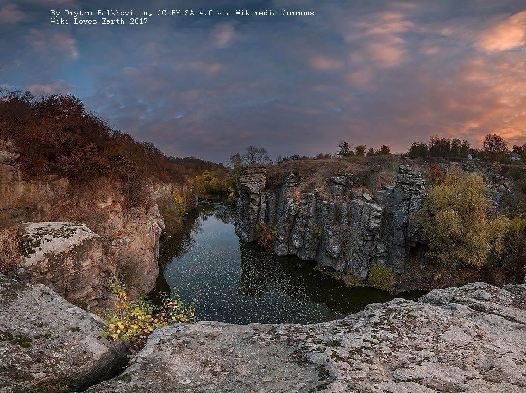Лучшие фото украинской природы по версии Википедии, фото-9