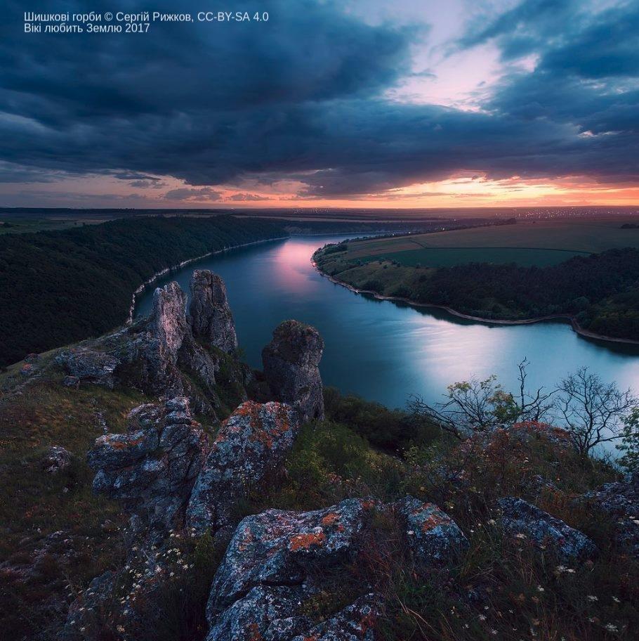 Лучшие фото украинской природы по версии Википедии, фото-13