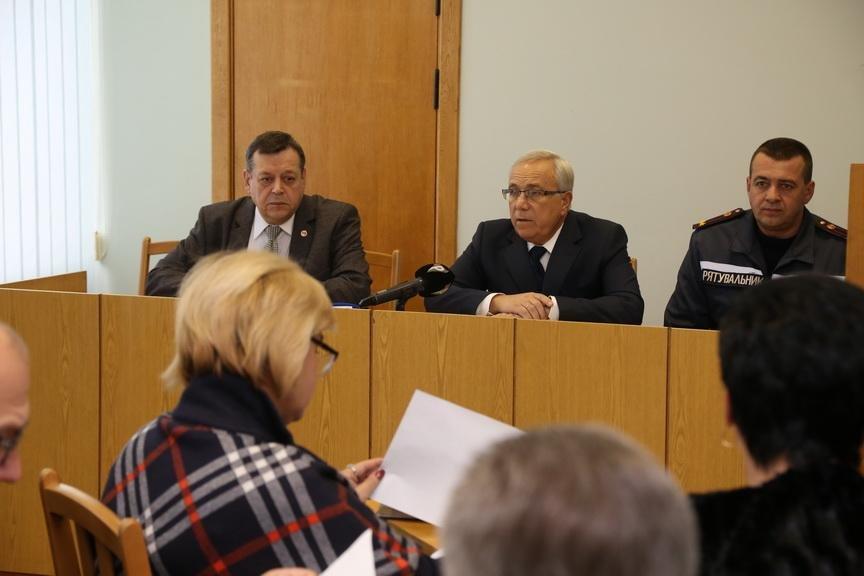 """Комиссия по чрезвычайным ситуациям считает, что """"Теплоцентраль"""" обязана включить отопление криворожанам (ФОТО), фото-1"""