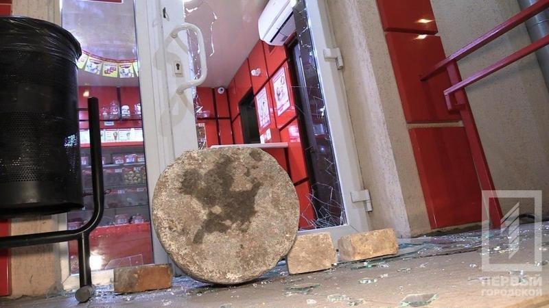 В Кривом Роге: собирают подписи замерзающих горожан, проверили маршрутки, разгромили магазин ради пива, фото-2