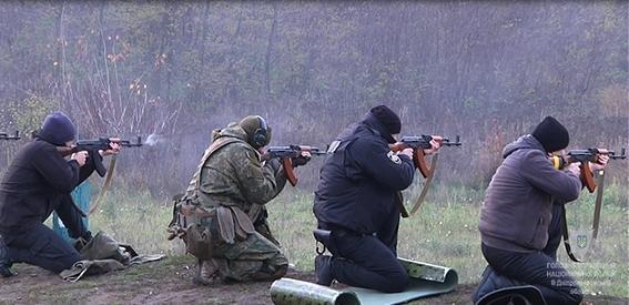 Криворожские полицейские оказались среди лучших стрелков области (ФОТО), фото-7