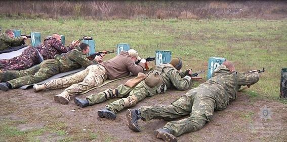 Криворожские полицейские оказались среди лучших стрелков области (ФОТО), фото-6