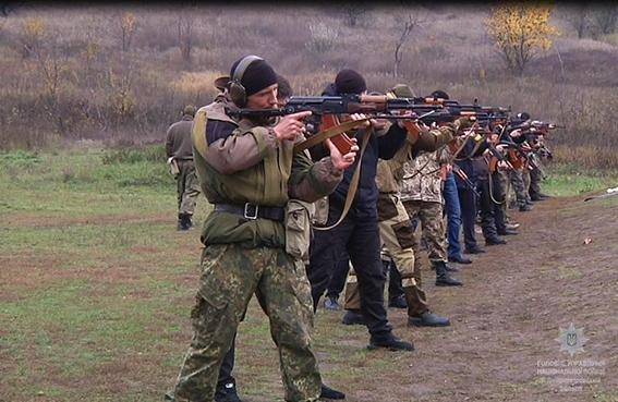 Криворожские полицейские оказались среди лучших стрелков области (ФОТО), фото-5