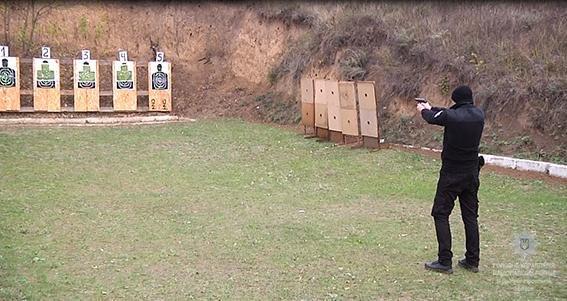 Криворожские полицейские оказались среди лучших стрелков области (ФОТО), фото-1