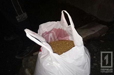 """Криворожский наркоман убегал от полицейских с 7 килограммами """"маковой соломки"""" (ФОТО), фото-1"""