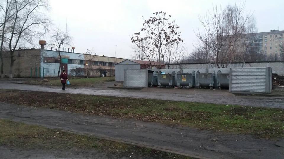 """В Кривом Роге начали проверять """"мусорники"""" (ФОТО), фото-8"""