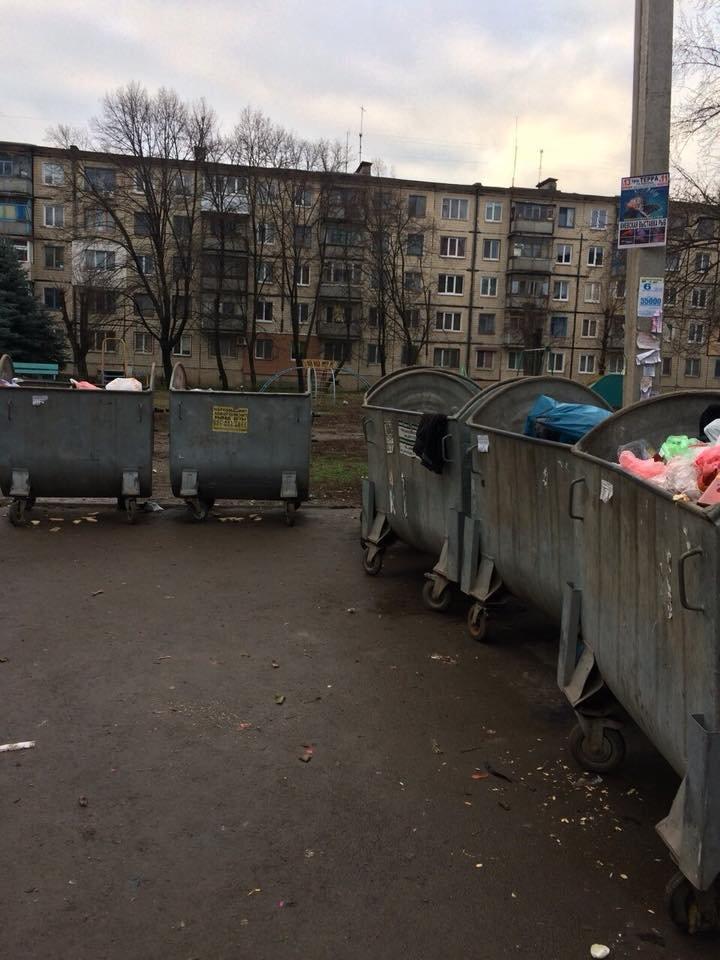 """В Кривом Роге начали проверять """"мусорники"""" (ФОТО), фото-7"""