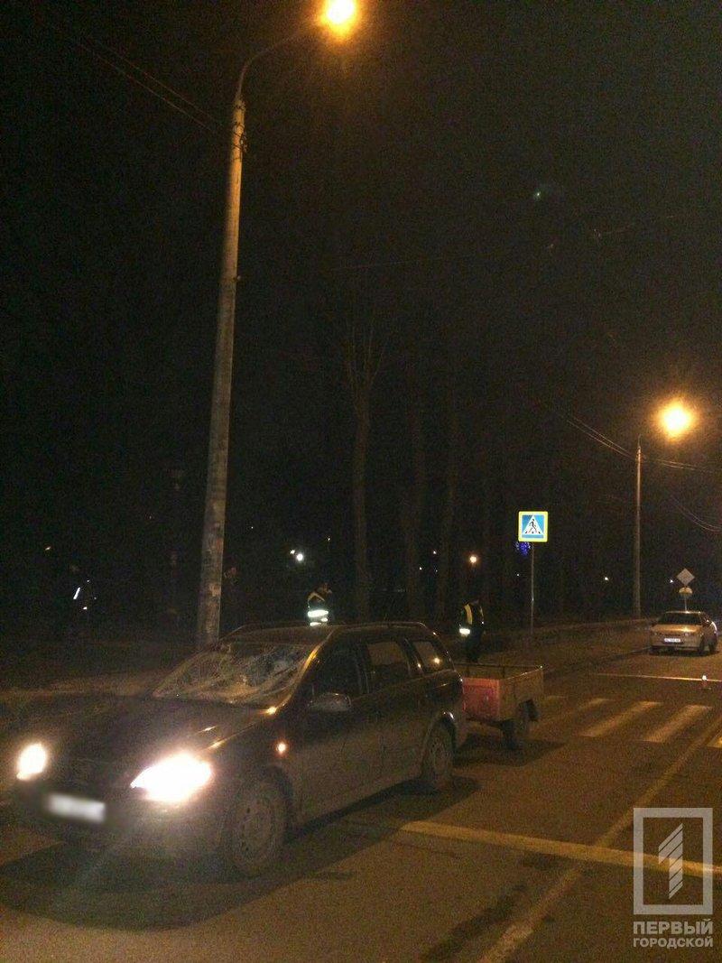 В Кривом Роге двоих детей сбили на пешеходном переходе (ФОТО), фото-2