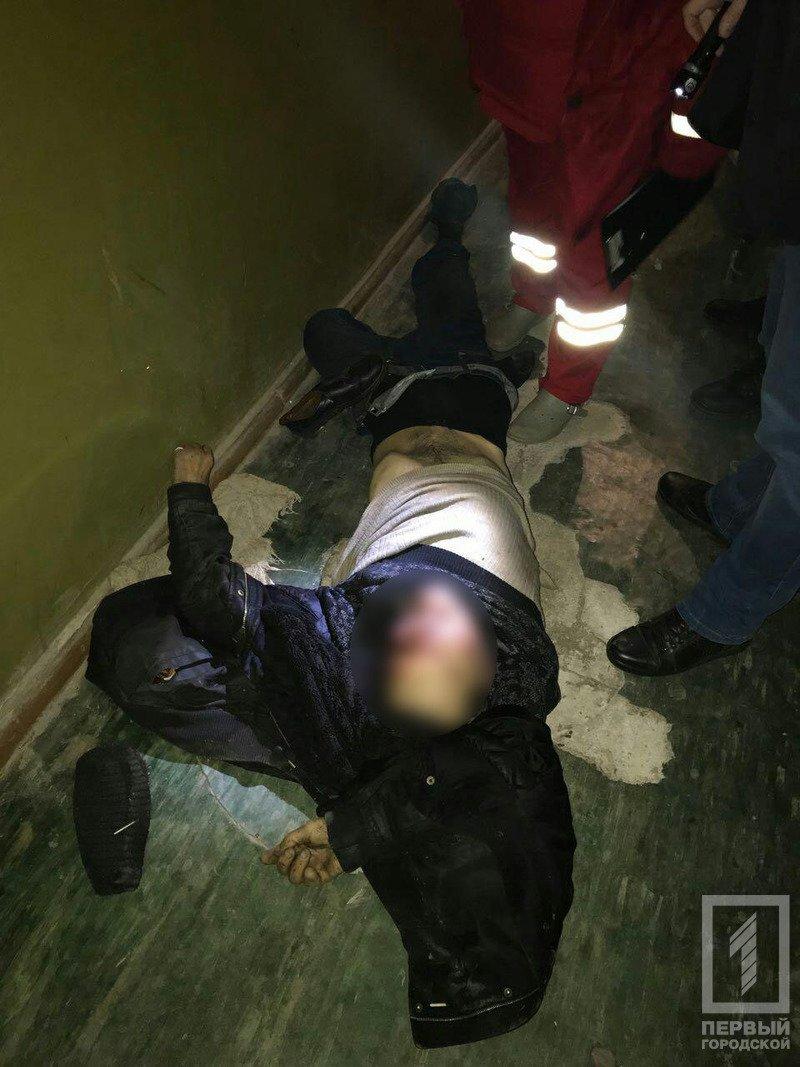 """Криворожанина, высыпавшего мусор в подъезде, """"завоспитывали"""" до смерти (ФОТО 18+), фото-1"""