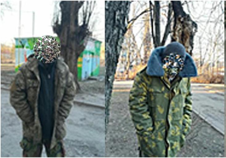 Двое криворожан в камуфляже занимались в подвале жилого дома  криминалом (ФОТО), фото-2