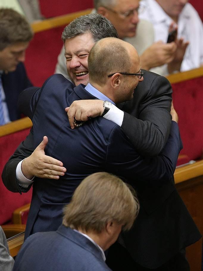 Обнять - не значит полюбить: Как обнимаются криворожские и не только политики (ФОТО), фото-4