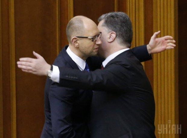Обнять - не значит полюбить: Как обнимаются криворожские и не только политики (ФОТО), фото-5