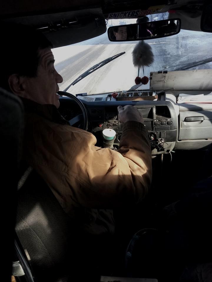 """В Кривом Роге старушка выпала из маршрутки после того, как спросила о """"льготном"""" (ФОТО), фото-1"""