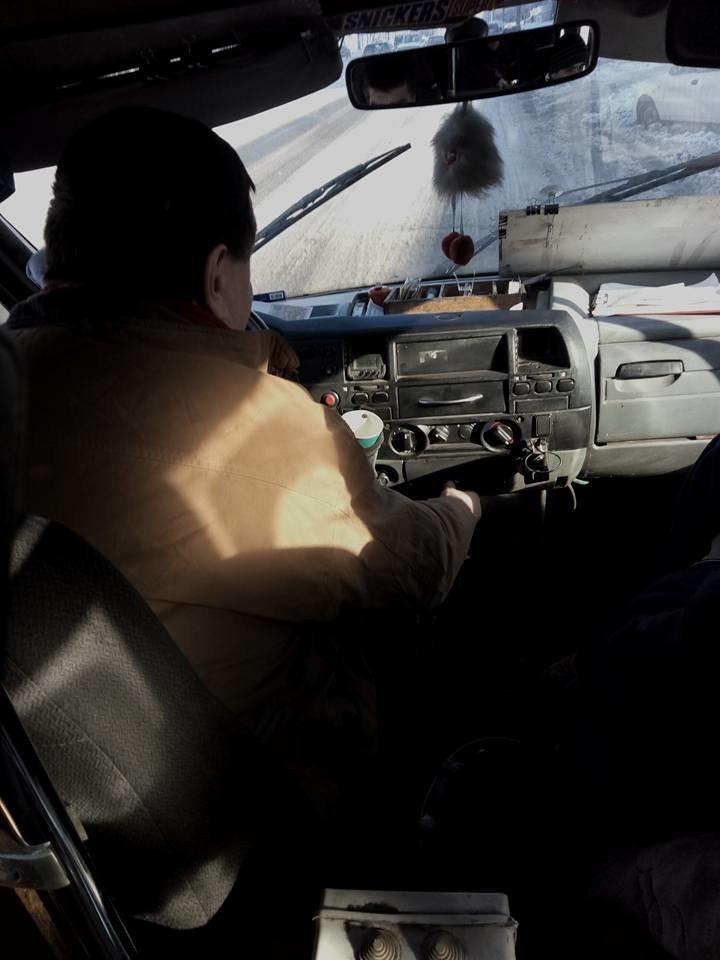 """В Кривом Роге старушка выпала из маршрутки после того, как спросила о """"льготном"""" (ФОТО), фото-2"""