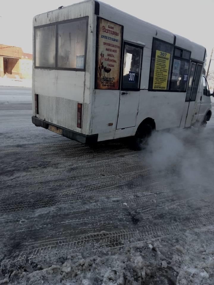 """В Кривом Роге старушка выпала из маршрутки после того, как спросила о """"льготном"""" (ФОТО), фото-3"""