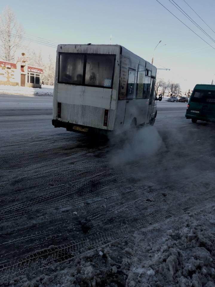 """В Кривом Роге старушка выпала из маршрутки после того, как спросила о """"льготном"""" (ФОТО), фото-4"""